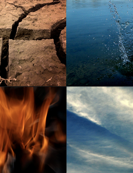 PictureKabbalah_Malkuth_Celestial_Earth Four Elements